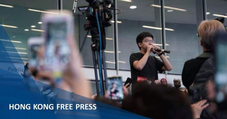 joshua wong extradition