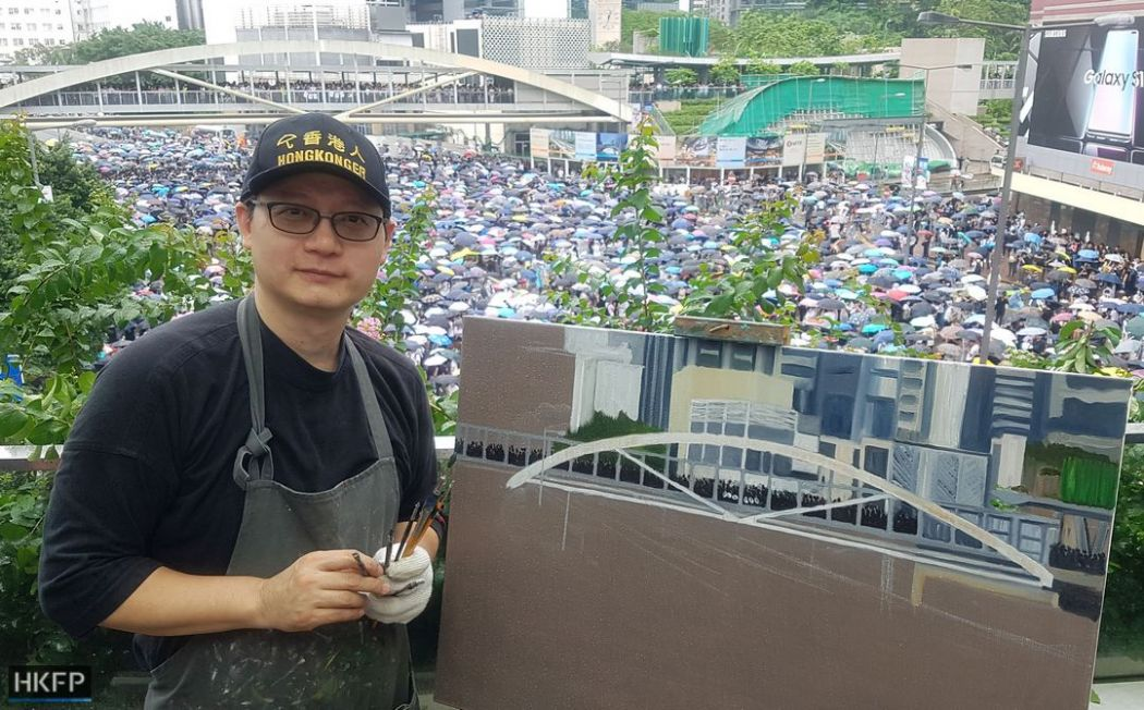 china extradition June 12 wednesday protest (14) (Copy)