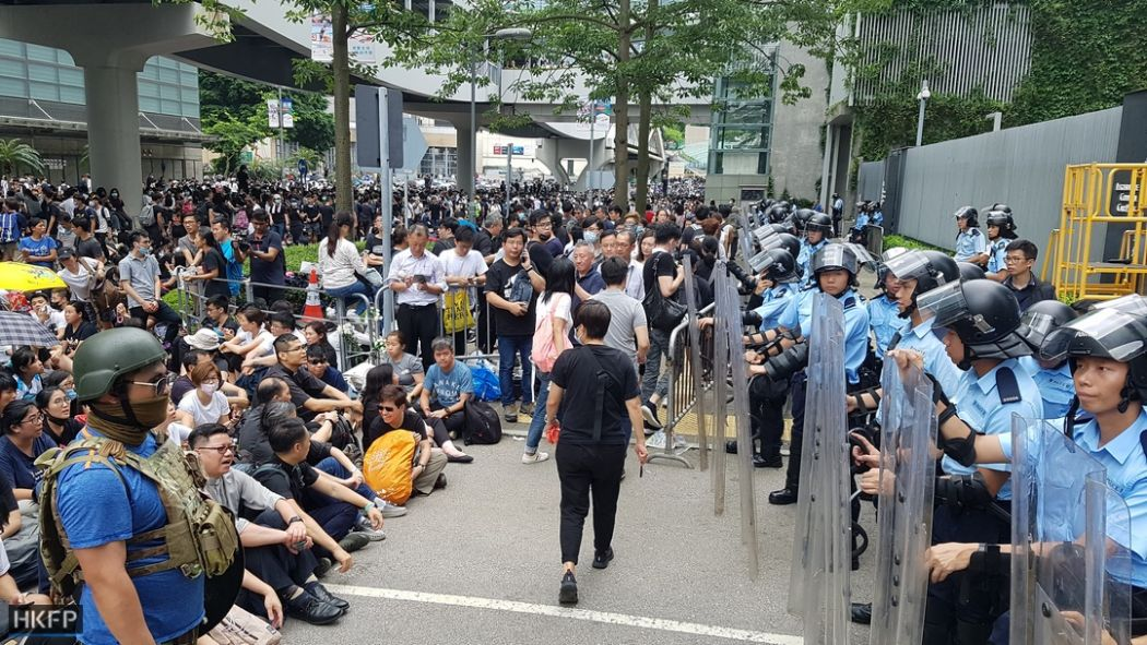 china extradition June 12 wednesday protest (16) (Copy)