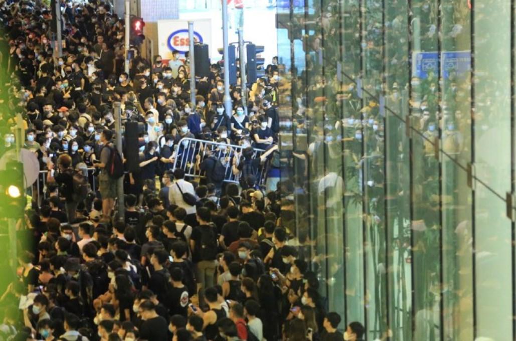 police june 26 protest