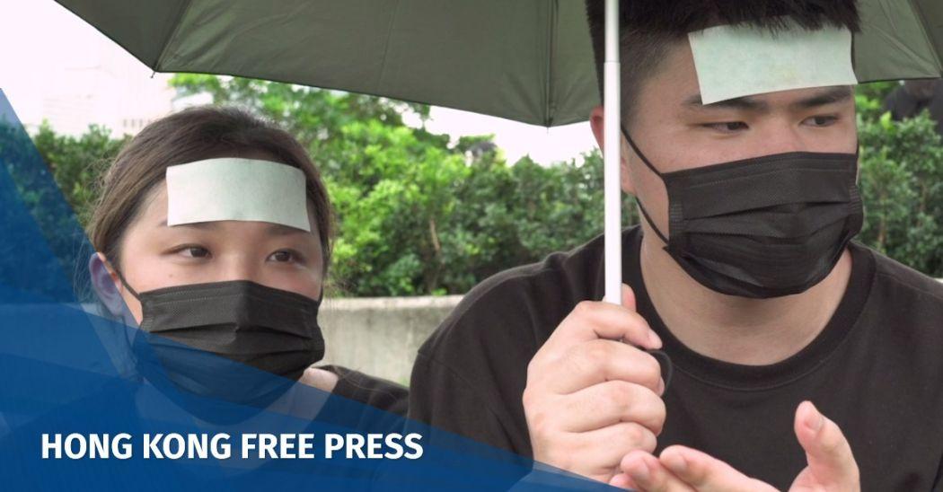 Video: People of Protest: 'Hong Kong will be the same as China... like a lawless place' | Hong Kong Free Press HKFP