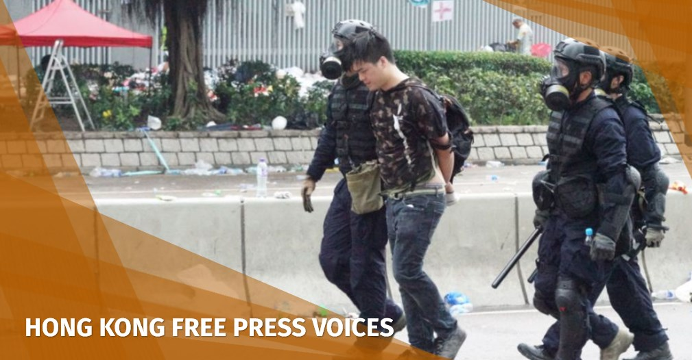A question of conscience: In doing the bidding of their political masters, how far are Hong Kong police willing to go? | Hong Kong Free Press HKFP