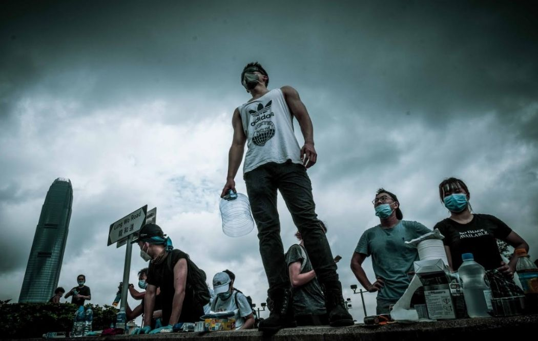 hong kong protester extradition