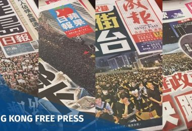 china extradition newspapers