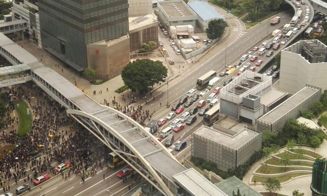 traffic harcourt