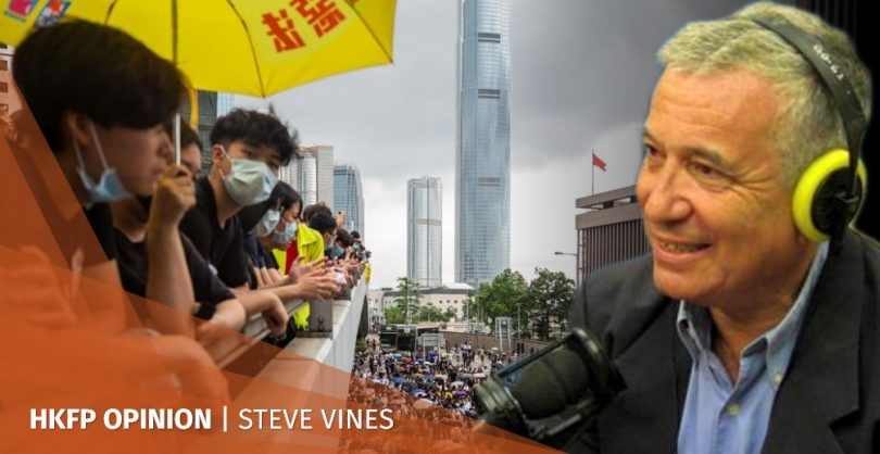 steve vines extradition protest