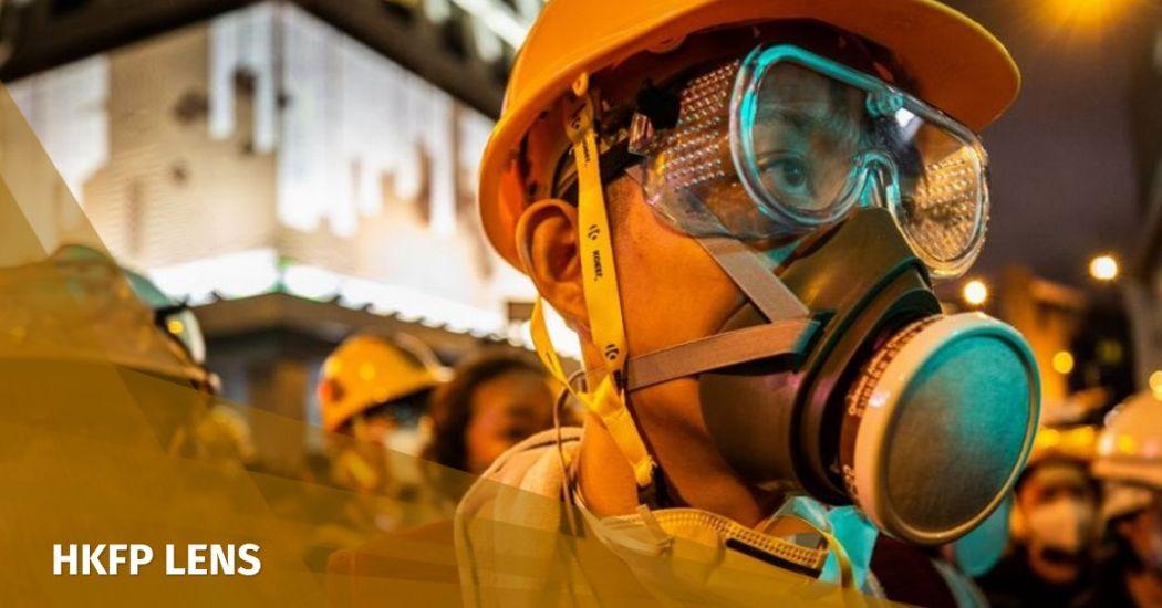 HKFP Lens: Hong Kong police HQ besieged by protesters following long day of dissent - Part 2 | Hong Kong Free Press HKFP