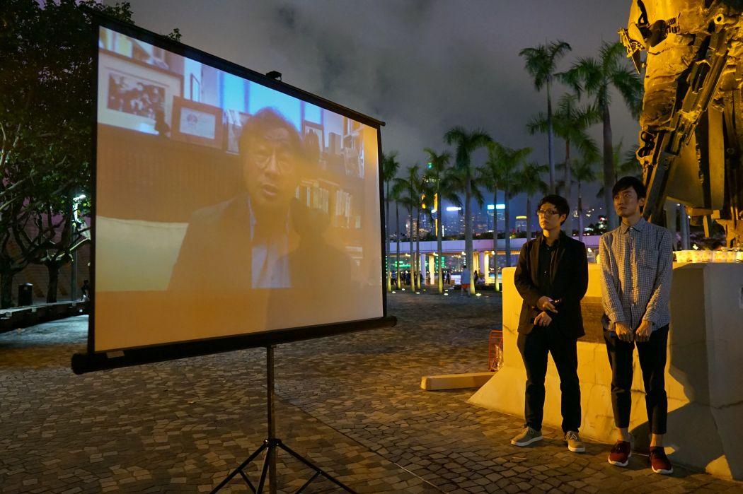 Michael Mo Dennis Cheung Wu Rwei-ren