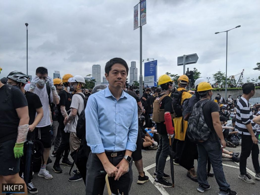 Ted Hui extradition