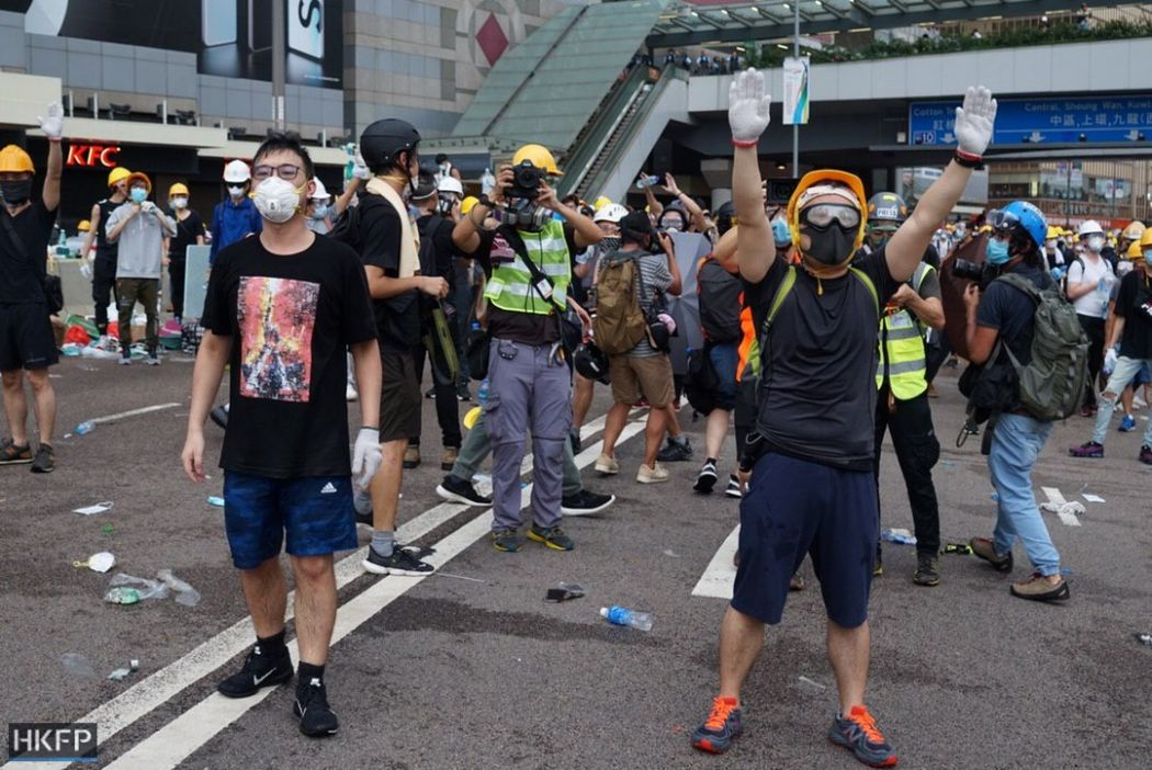 Group plans more protests, strikes to fight extradition bill