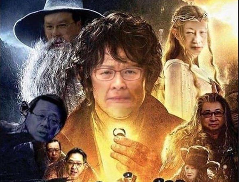 Carrie Lam meme