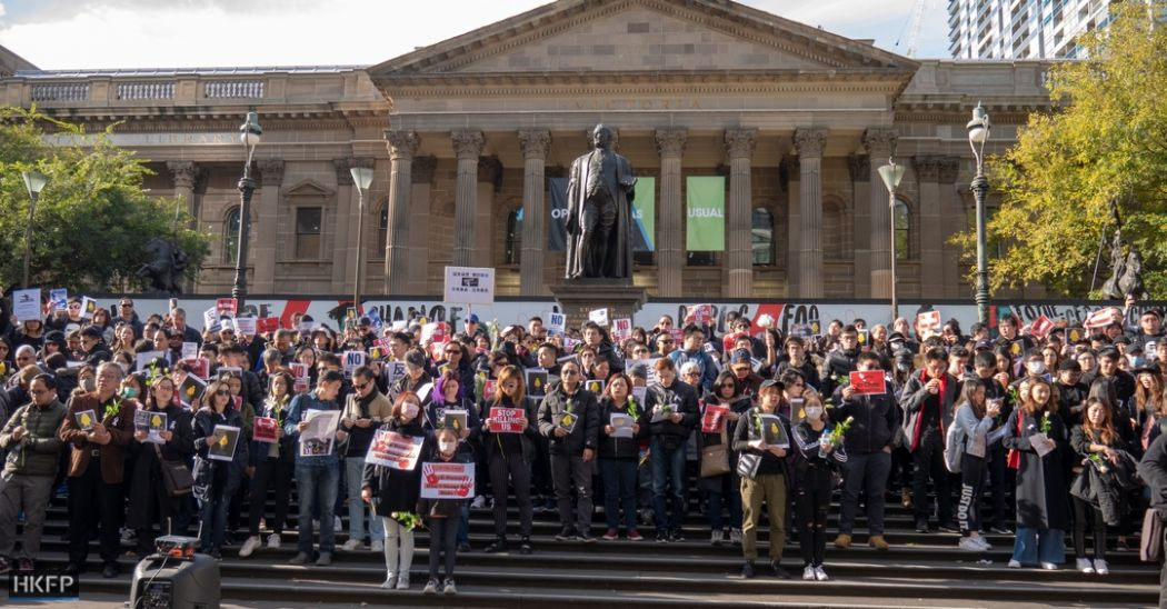 We must protect and stand up for our youth': Thousands in