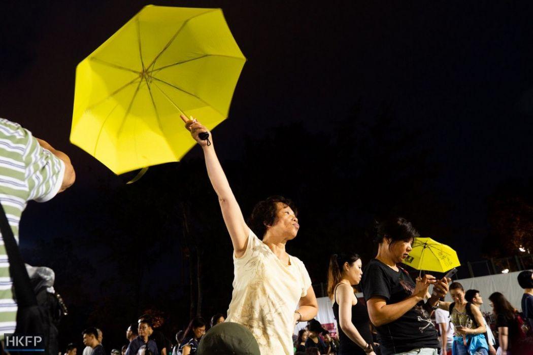 tiananmen massacre vigil 2019