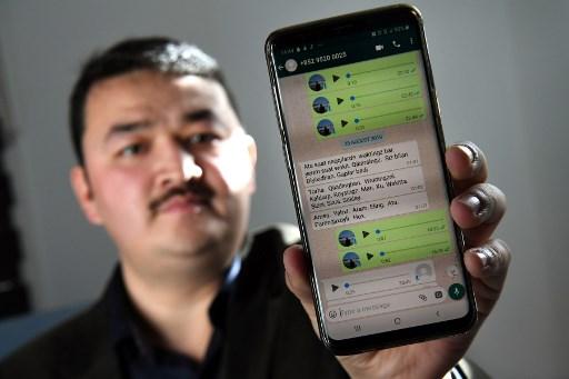 Melbourne Uighur refugee Shir Muhammad Hasan