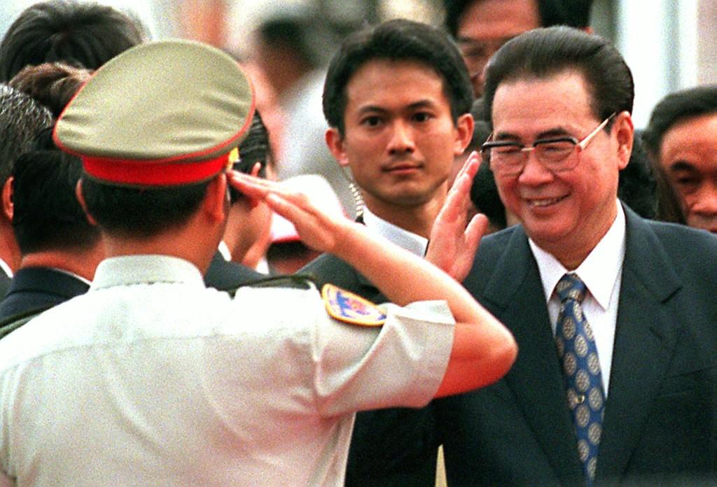 Chinese former premier Li Peng dies at age of 90