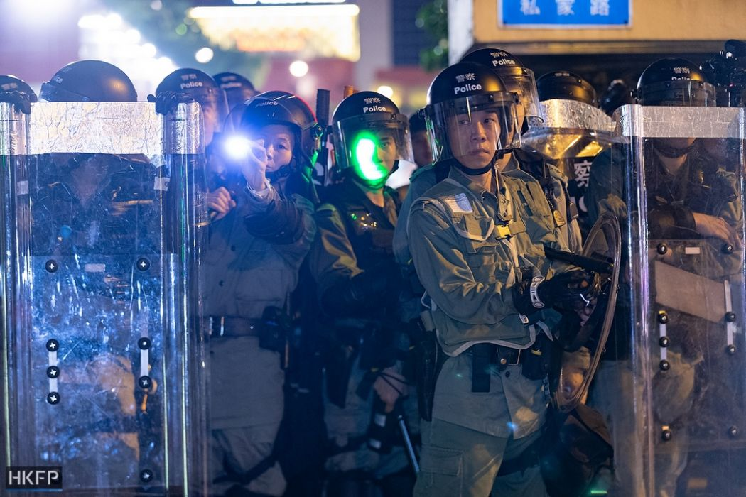 riot police 14 july sha tin china extradtiion (28)