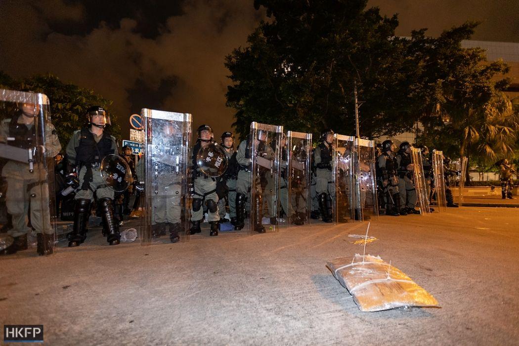 police 14 july sha tin china extradtiion (28)