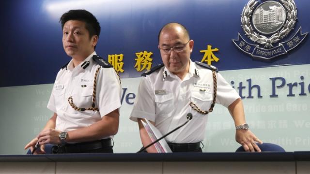 John Tse Anthony Tsang