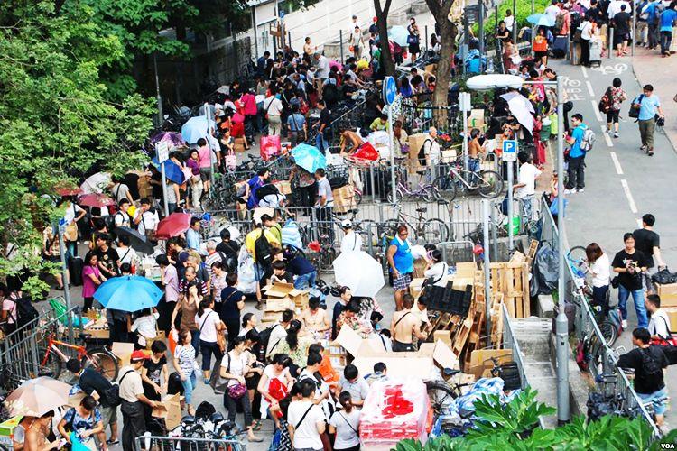 Parallel trading Sheung Shui