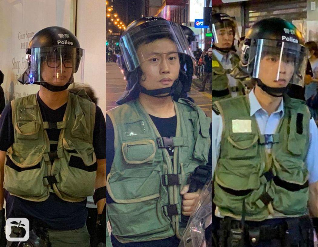 warrant card police mong kok