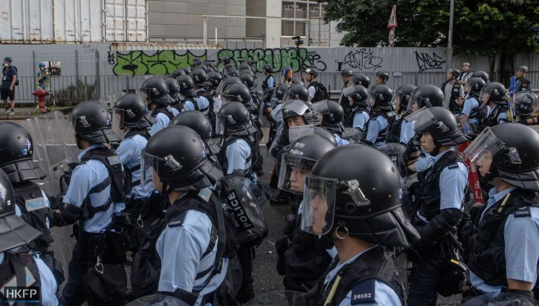 (Isaac Yee) July 1 Legco Protest extradition (3) (Copy) police riot