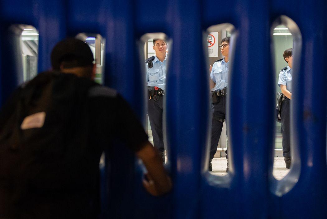 July 7 Sunday anti-extradition protest Mong Kok Tsim Sha Tsui Nathan Road