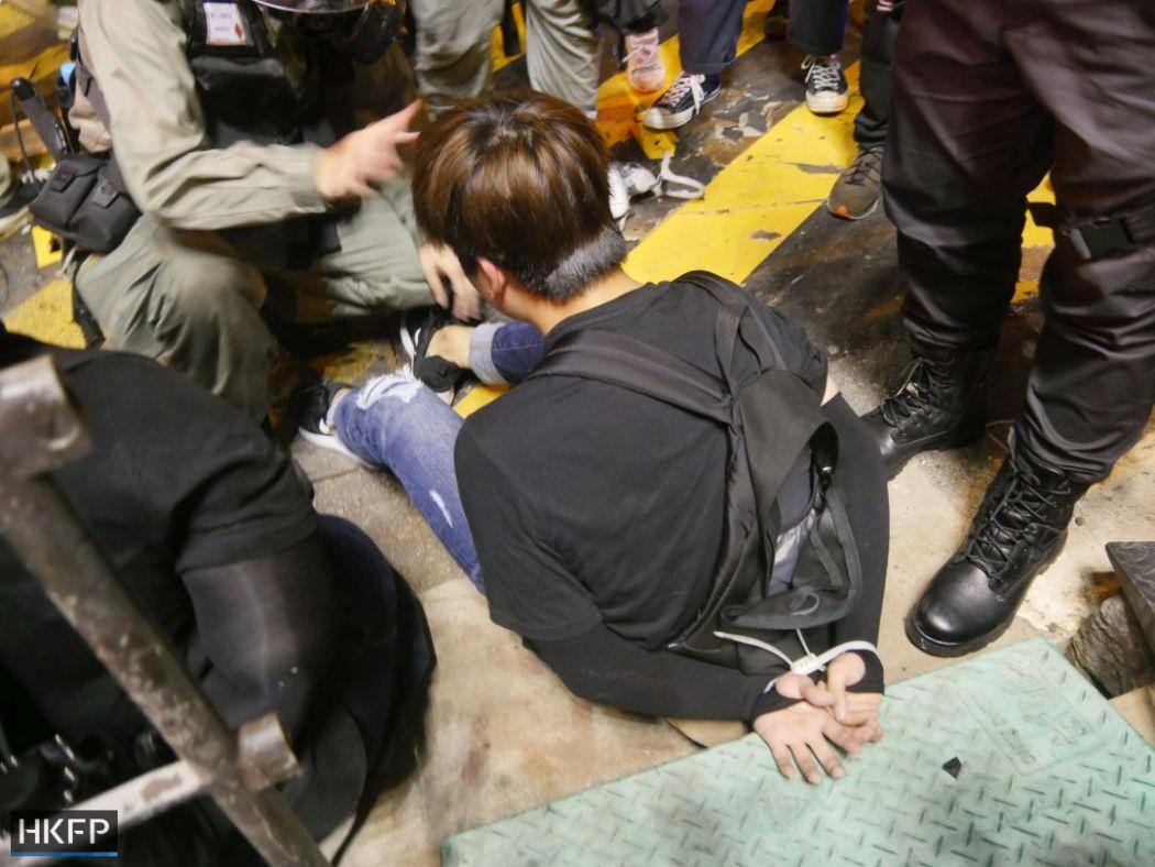 728 Hong Kong island protest china extradition