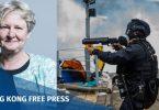 Helen Goodman police