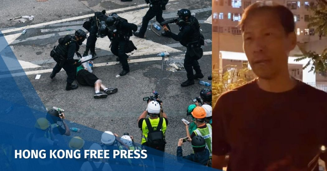 June 12 protester released