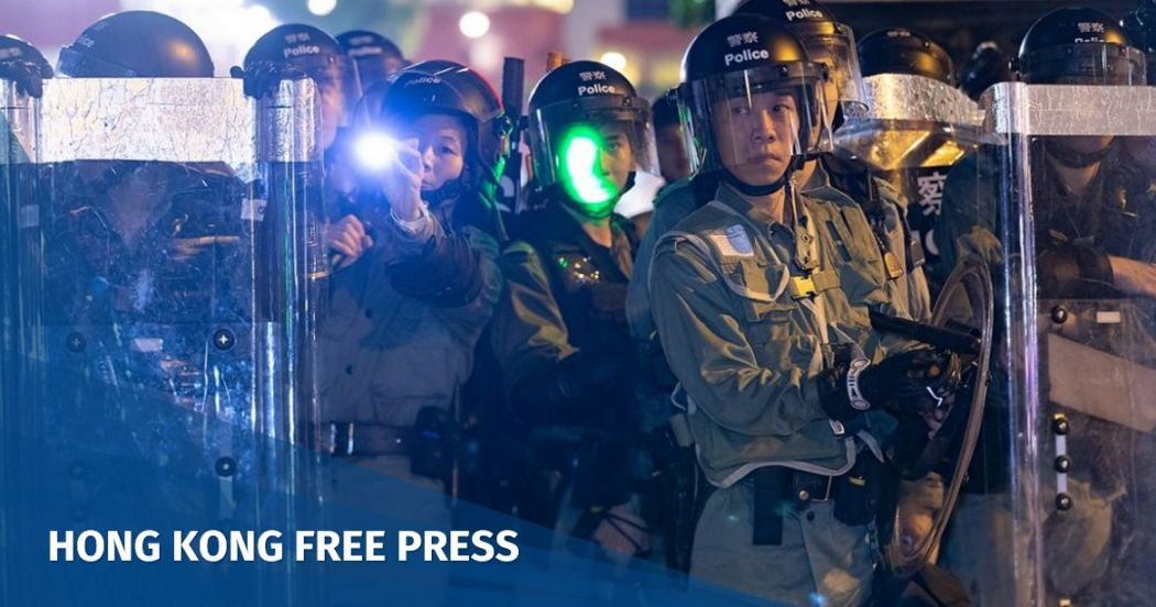 Hong Kong gov't denies studying possibility of curfew as anti-extradition law protests escalate | Hong Kong Free Press HKFP