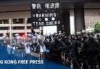 tear gas june 12