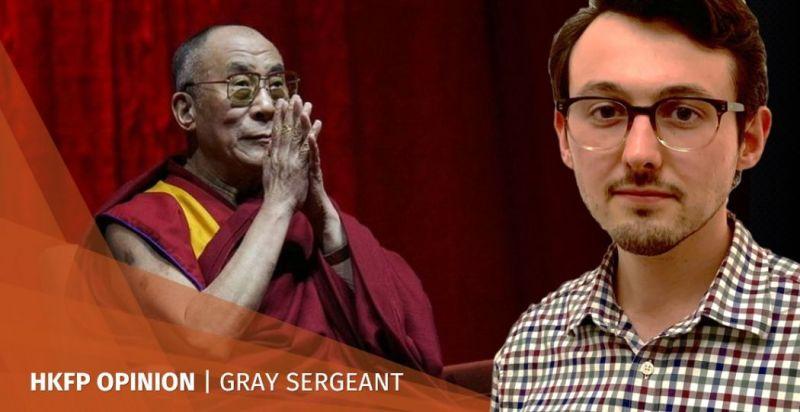 Tibet Dalai Lama Gray Sergeant Boris Johnson