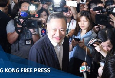 benny tai jail letter