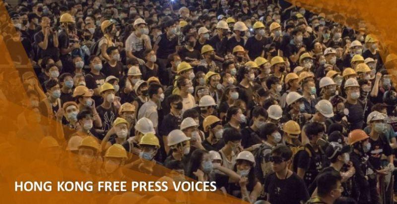 Hong Kong protests Global Voices