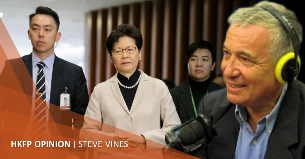 Hong Kong's government of the walking dead goes beyond parody | Hong Kong Free Press HKFP