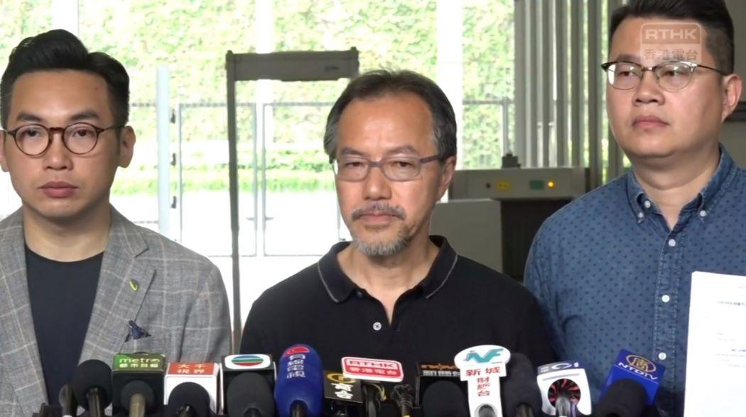 Alvin Yeung Fernando Cheung Andrew Wan