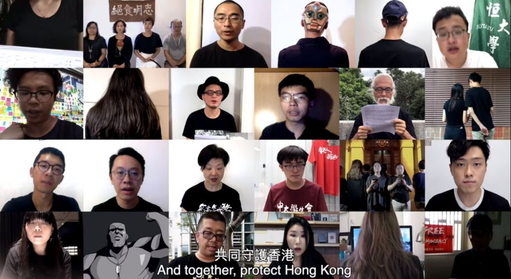 manifesto video