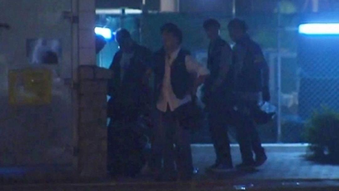 ken tsang seven police beating