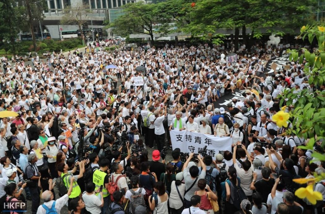 Hong Kongers seek political asylum