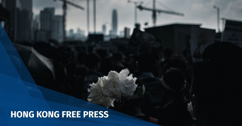 hong kong suicide case