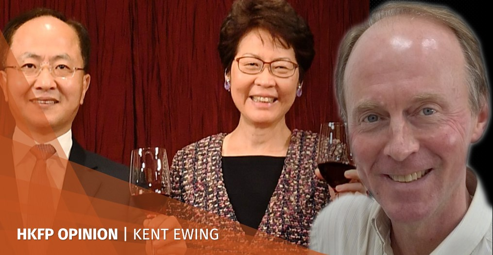carrie lam xi jinping hong kong long game