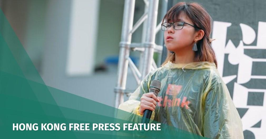 taiwan hong kong activist