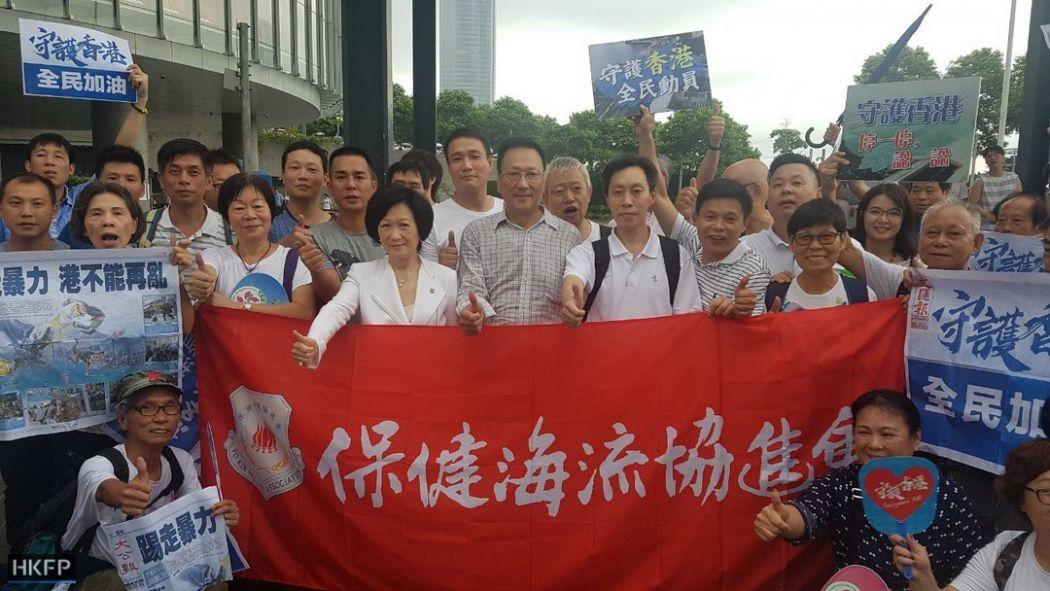 july 20 pro gov rally tamar
