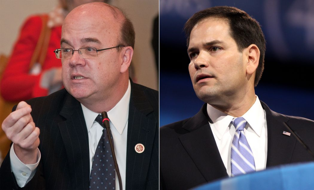 Jim McGovern Marco Rubio