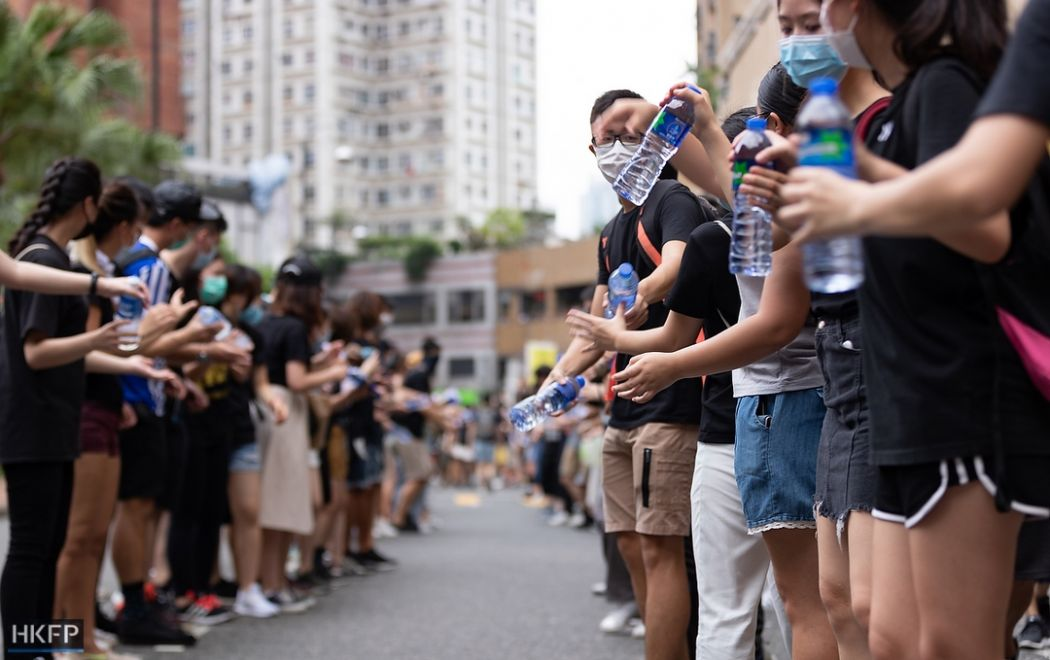 Hong Kong's stagnant government has no answer for the