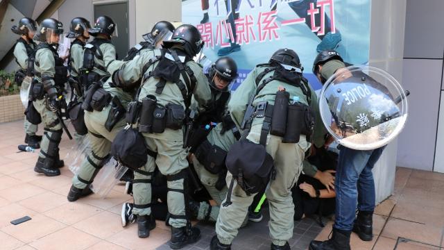 police Tin Shui Wai