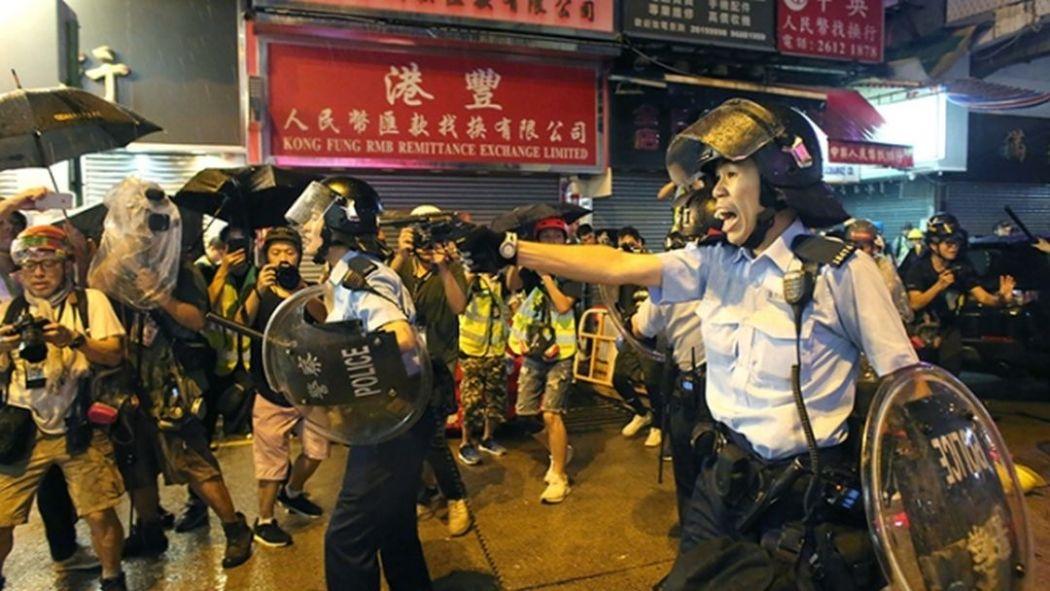 police tsuen wan gun fire