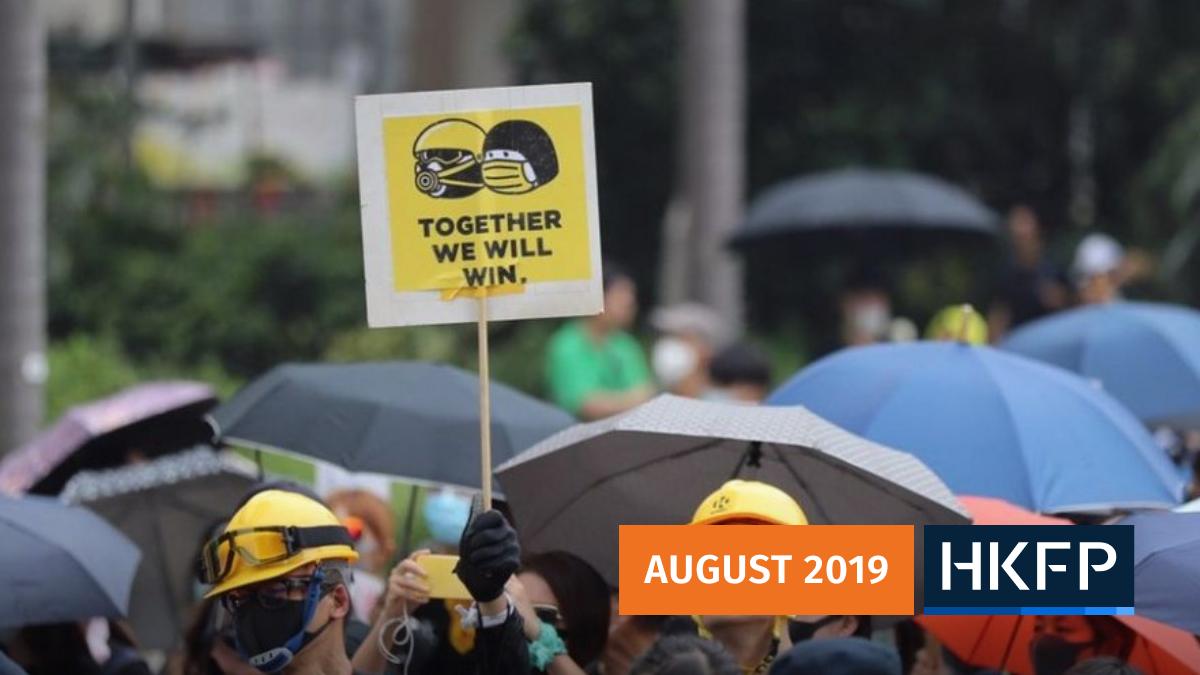 Kwun Tong protest