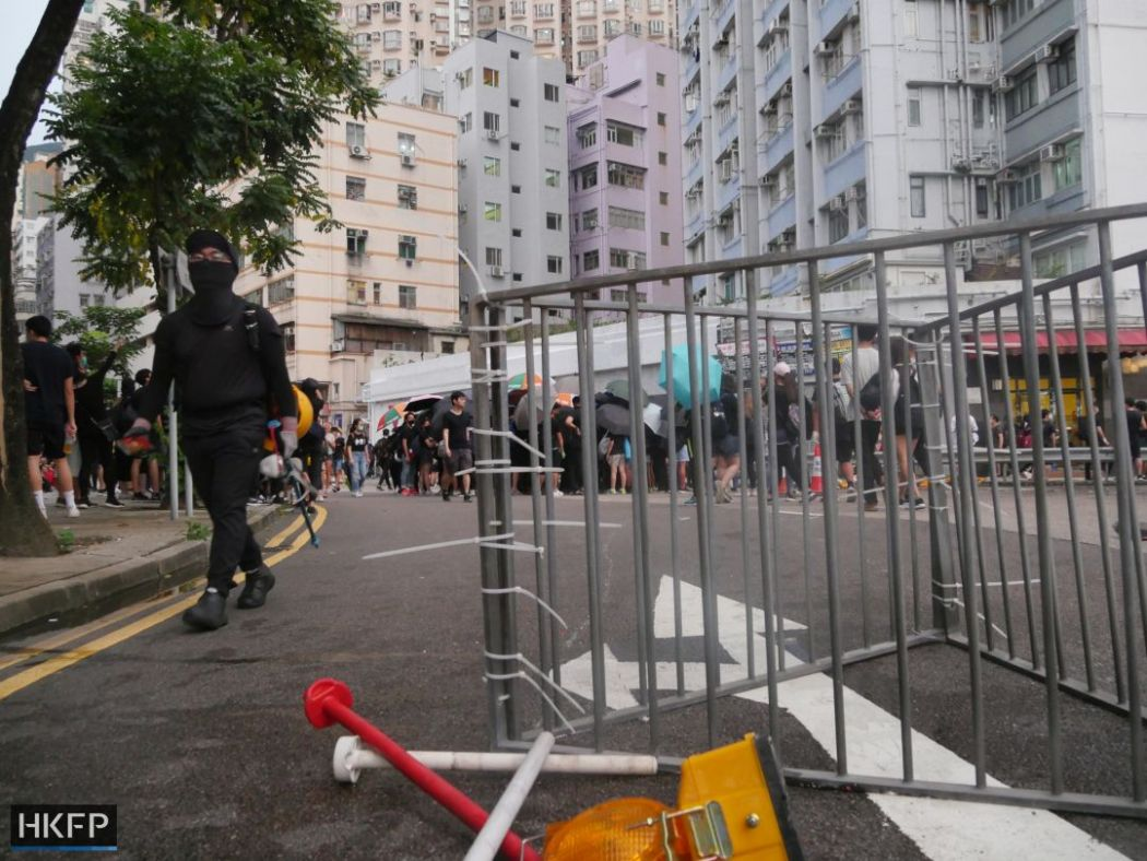 august 4 china extradition protest kennedy town