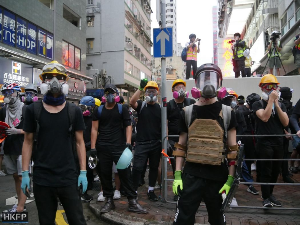 police station august 17 mong kok china extradition